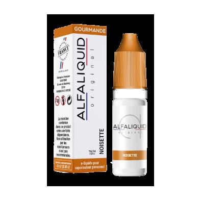 Liquid Haselnuss Alfaliquid 10ml