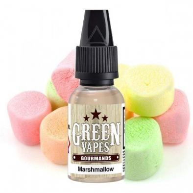Marshmallow - Green Vapes - 10ml