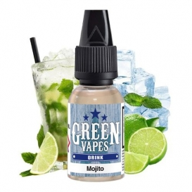 Mojito Green Vapes 10ml DLUO