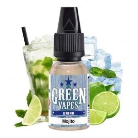 Mojito - Green Vapes - 10ml