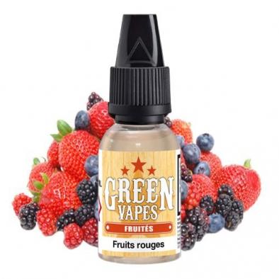 Fruits Rouges Green Vapes