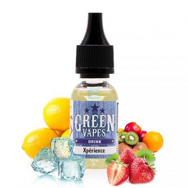 Xperience Green Vapes