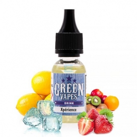 Xperience Green Vapes 10ml DLUO