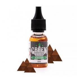555 Green Vapes 10ml DLUO