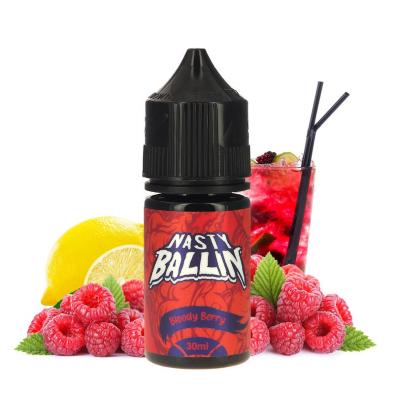 E-liquide Bloody Berry Ballin - 10ml Nasty Juice