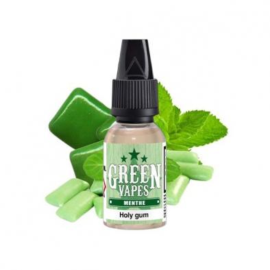 Holy Gum Green Vapes 10ml DLUO