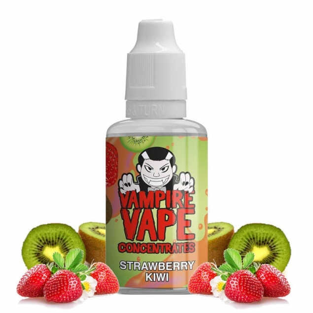 Concentré Strawberry & Kiwi Vampire Vape