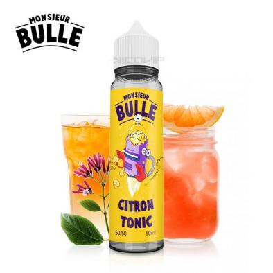 Citron Tonic Monsieur Bulle Liquideo