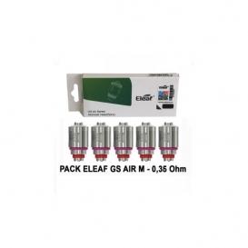 Résistance - Eleaf - GS AIR M 0.35ohm 1,90€