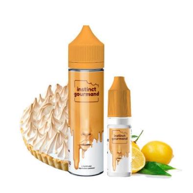 Lemon Pie - Instinct Gourmand - Alfaliquid - 50+10ml