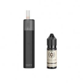 Komplettpack Vilter Aspire + Phenix Y4 Flavor Hit 10ml