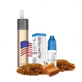 Komplettpack Vilter Aspire + USA Mix Alfaliquid 10ml