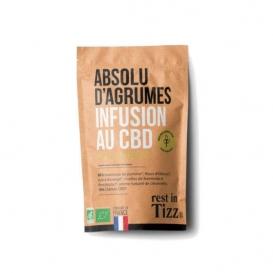 Infusion Absolu d'Agrumes CBD Stilla