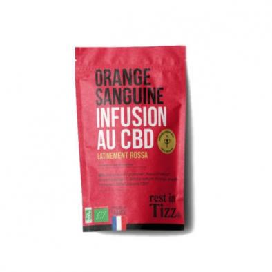 Infusion Orange Sanguine CBD Stilla