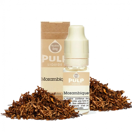 E-liquide Mozambique PULP 10ML Pulp