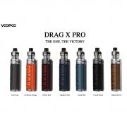 Coffret Drag X Pro Voopoo