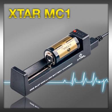 Chargeur Accu XTAR MC1 11,90€