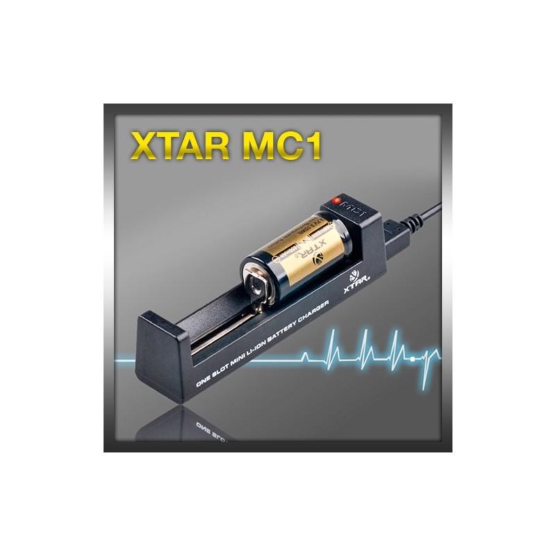Chargeur Accu XTAR MC1 6,50€