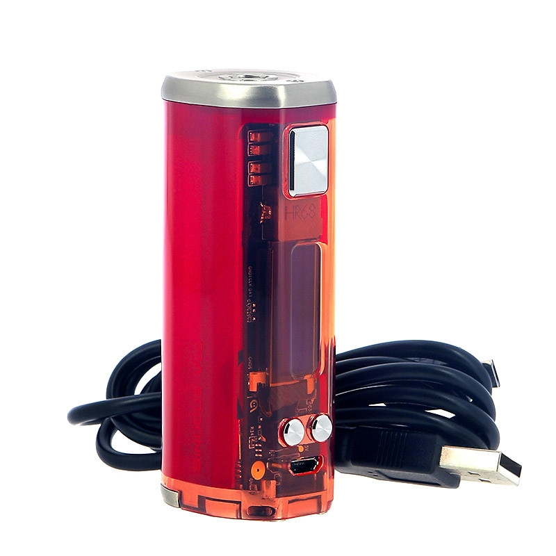 Wismec Box Sinuous V80 chargement