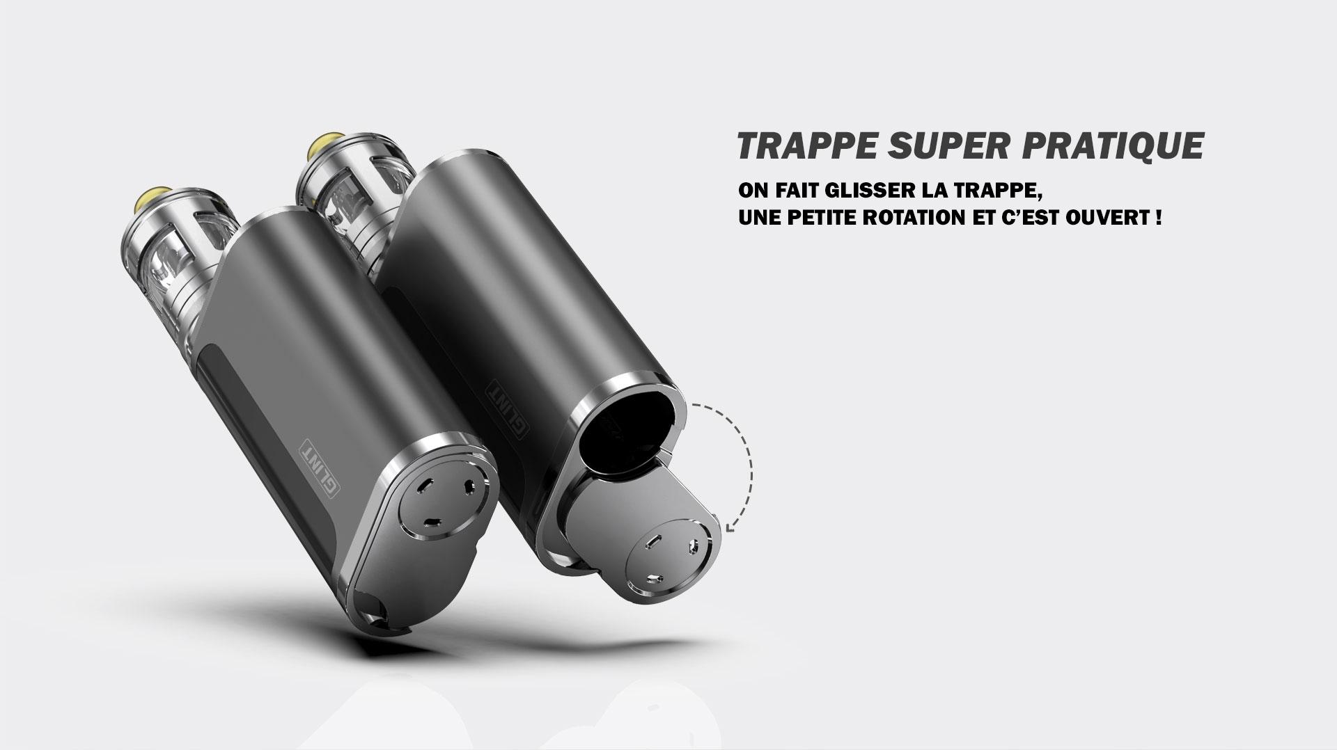 Aspire Nautlius GT Batterie