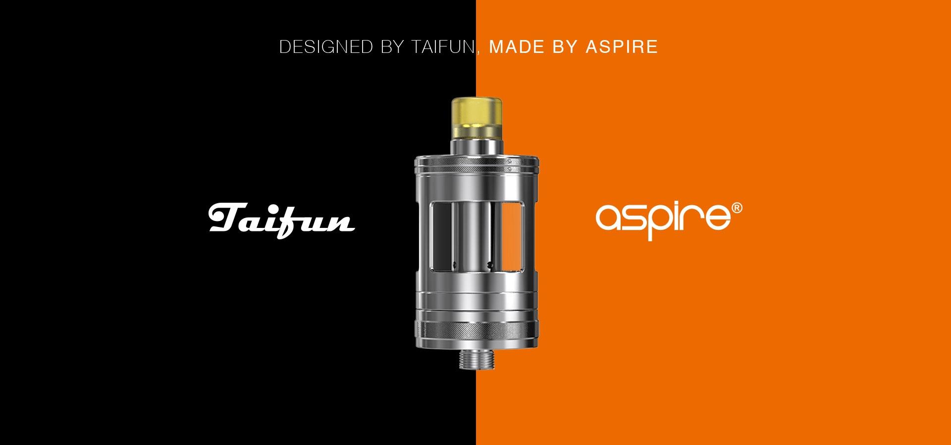 Aspire Nautilus presentation