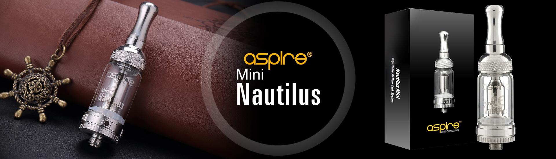 Aspire Nautilus mini presentation