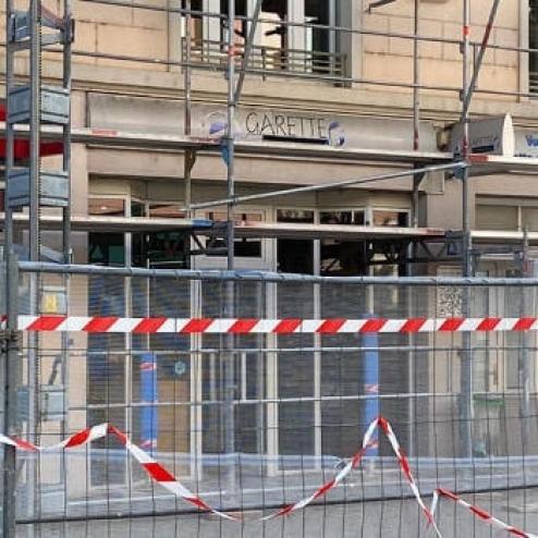 e-garette boutique Strasbourg travaux