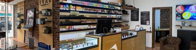 e-garette boutique Strasbourg
